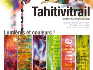 Tahiti Vitrail