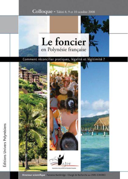 Le foncier en Polynésie française