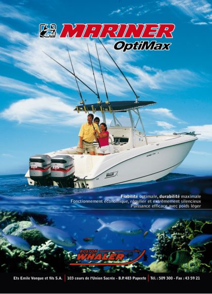 Mariner OptiMax
