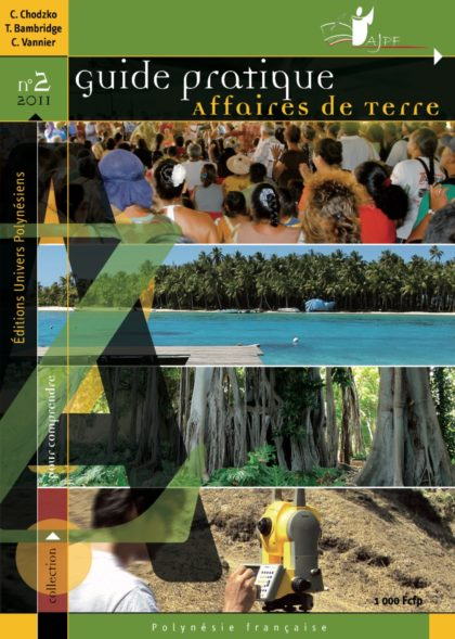 Guide pratique – Affaires de terres 2