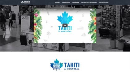 Le Salon de Tahiti à Montreal