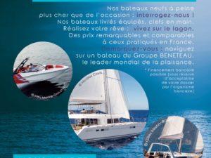 Pacifique Sud Yacht